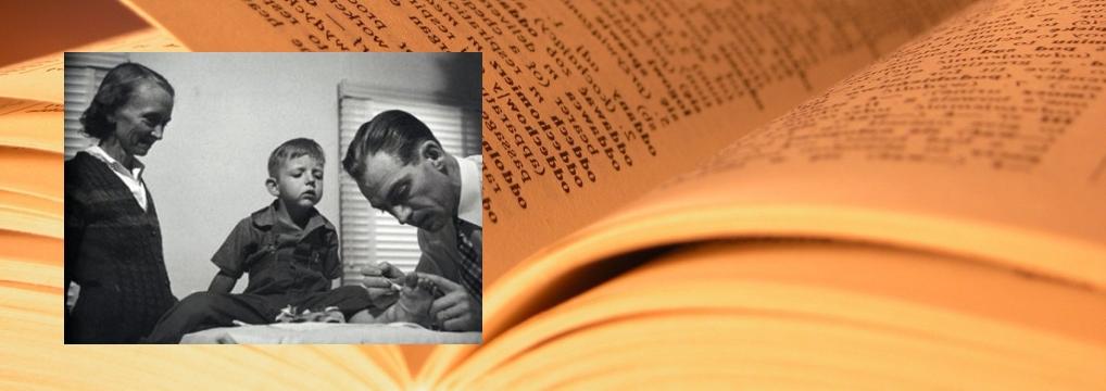 Presentación del libro con la historia del Colegio
